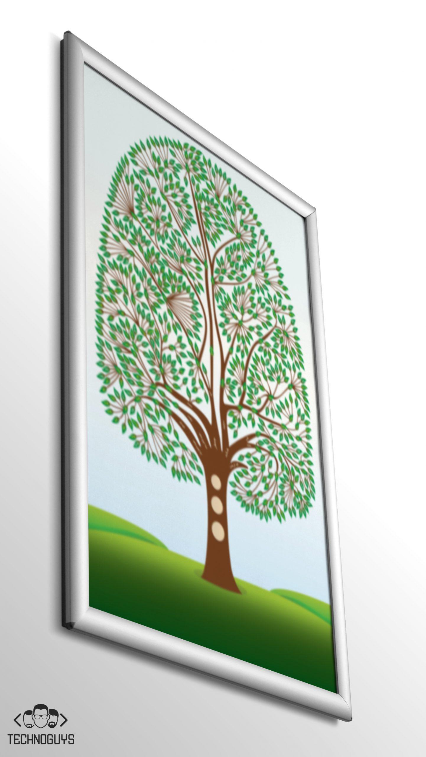 تصميم شجرة العائلة